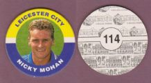 Leicester City Nicky Mohan